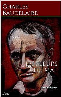 Les Fleurs du mal: Version illustrée (French Edition)