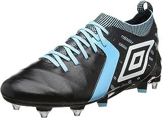 adidas, Scarpe da Calcio Uomo ArancioneNero 45 13: Amazon