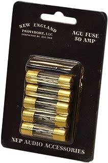 NEP AGU Fuse 5-Pack (50 Amp)