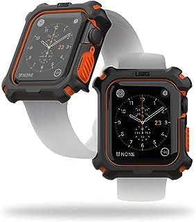Urban Armor Gear Apple Watch Funda Apple Watch Series 5 (44mm) / Series 4 (44mm) Rugged Carcasa Case (Caja robusta con dis...