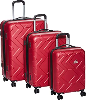 كاميلينت حقائب سفر بعجلات 3 قطع , احمر , DJ151004-BERRY