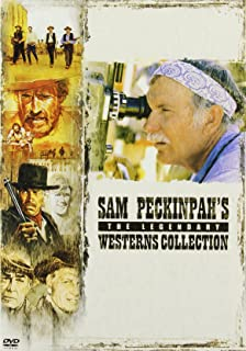 Sam Peckinpah's Legendary Westerns Collection: (The Wild Bunch / Pat Garrett and Billy the Kid / Ride the High Country / The Ballad of Cable Hogue)
