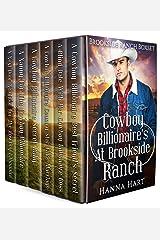 Cowboy Billionaires At Brookside Ranch (Brookside Ranch Boxset) Kindle Edition