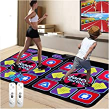 Dancing Step Pad, Draadloze Danskussens, TV-computer Dual-Use Somatosensorische Dansmachine (Color : Massage)