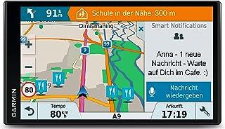 Garmin Drive Smart 61 LMT-D CE navigeringsutrustning, Centraleuropa kort, livslång kortuppdateringar och trafiksinfos, sma...