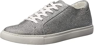 Kenneth Cole Reaction Women's Kam-Era 2 Fashion, Silver (Glitter), Size 8.5