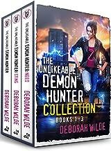 The Unlikeable Demon Hunter Collection: Books 1-3: A Devilishly Funny Urban Fantasy Romance (Nava Katz Box Set Book 1)