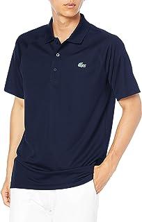 [ラコステ] ポロシャツ [公式] ウルトラドライ鹿の子地ポロシャツ メンズ DH3201L