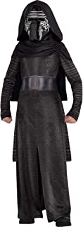 Star Wars 7: The Force Awakens Kylo Ren Costume Classic for Boys, Size Medium, Includes a Robe and a Mask