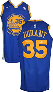 609f48aa6 Authentic Kevin Durant Autographed Signed Golden State Warriors Jersey (JSA  COA)