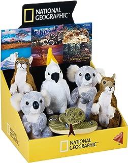 National Geographic 6 Piece Australia Wild Life Baby Animals (6