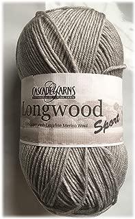 Cascade Longwood Sport - 30 Silver Heather