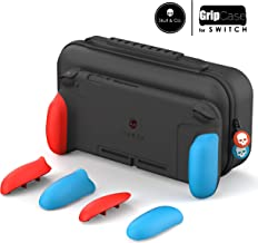 skull & co nintendo switch gripcase set
