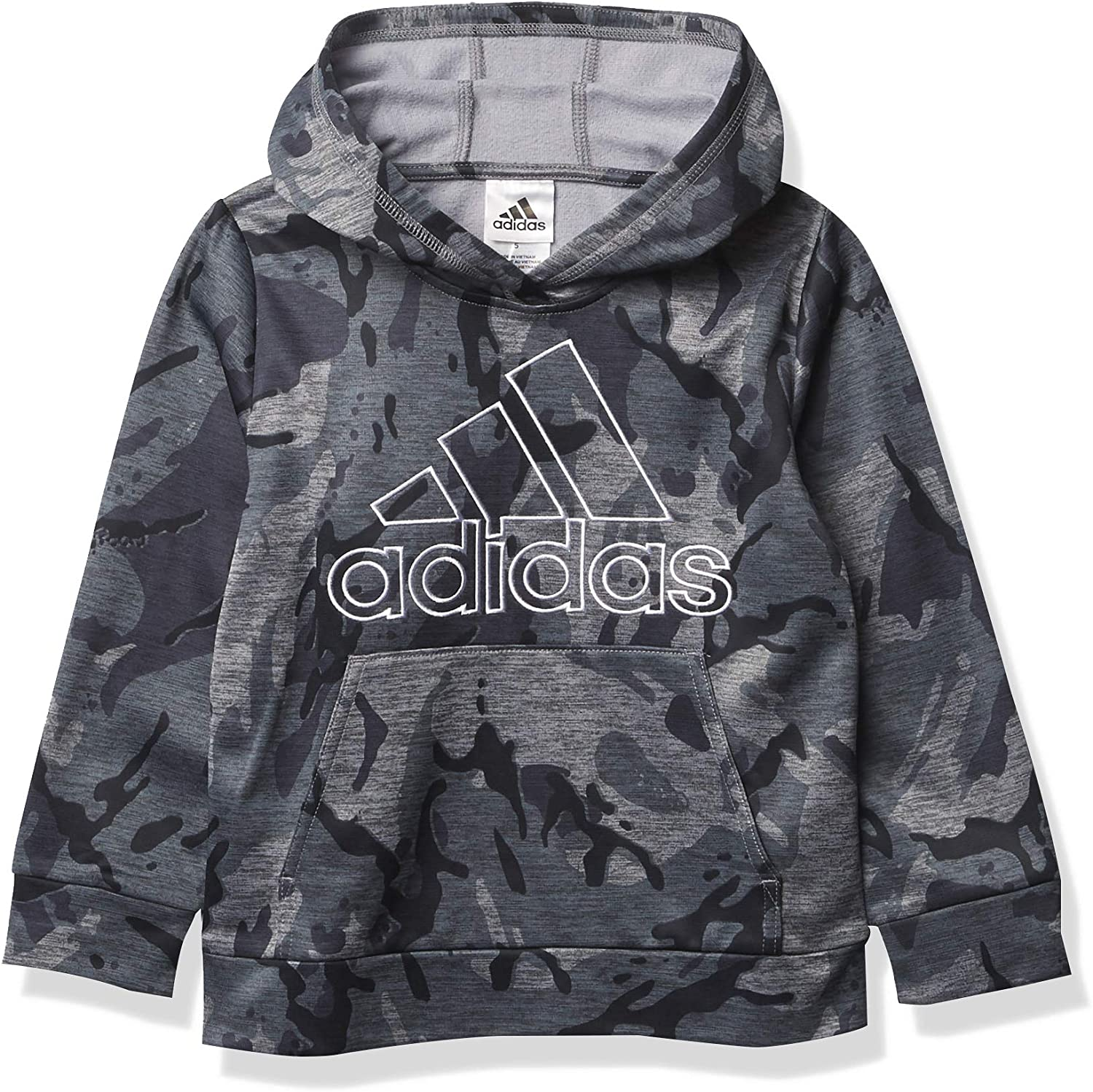 adidas unisex Boys' Active Sport Sweatshirt Free shipping anywhere in the nation Hooded Pullover Athletic