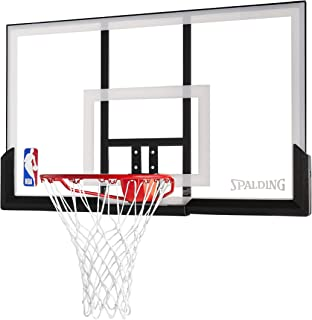 Spalding NBA Backboard/Rim Combo 52 Inch Acrylic Backboard