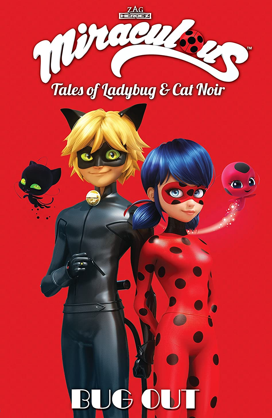 有料レタスカプセルMiraculous: Tales of Ladybug and Cat Noir Vol. 8: Bug Out (English Edition)