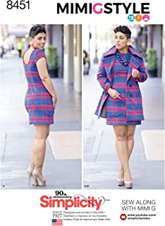 Best double breasted coat dress pattern Reviews