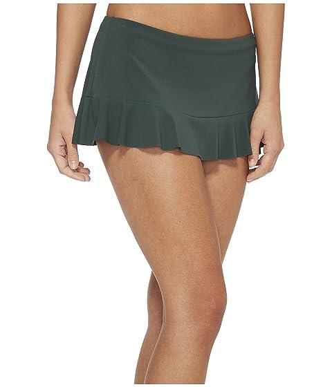 Bikini falda Lina en Piccone Forest Fondo Ruffle la Green Robin wvOtYqv