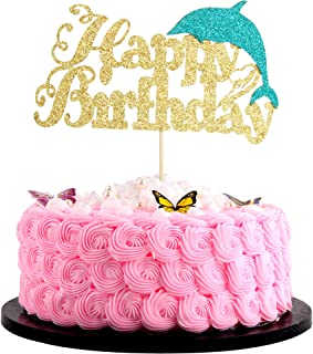 Best dolphin cakes birthday Reviews