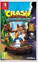 Crash Bandicoot N. Sane Trilogy - Nintendo Switch [Importación inglesa]