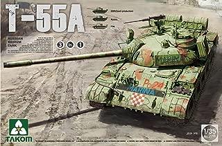 Takom 1/35 Russian Medium Tank T-55 A [3 in 1] No. 2056