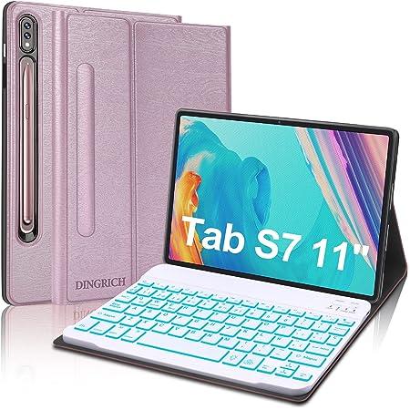 Upworld - Funda para teclado Samsung Galaxy Tab S7 +/Tab S7 ...