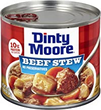 DINTY MOORE Beef Stew with Fresh Potatoes & Carrots 20 Ounce