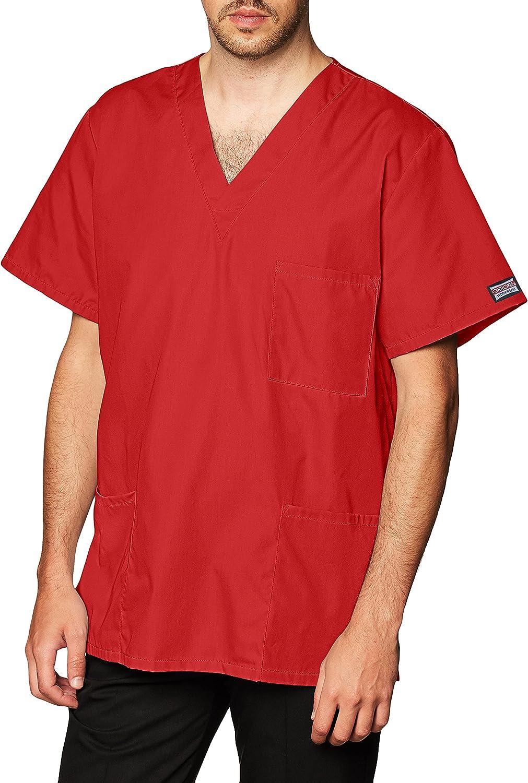 Cherokee Originals Unisex V-Neck Scrubs Shirt