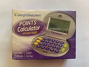 New 2008 Weight Watchers Electronic Tracker & Points Calculator