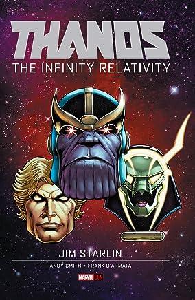 Thanos: The Infinity Relativity (English Edition)