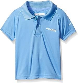 Youth Boys PFG Terminal Tackle Polo Shirt, Moisture Wicking, UV Sun Protection