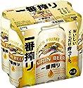 キリン 一番搾り生ビール 500ml 6本