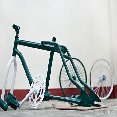 How To Paint a Bike