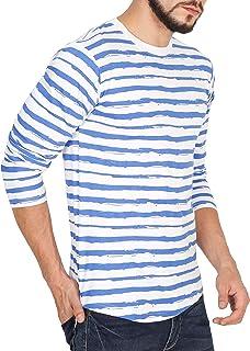 1687cf26e Slim Fit Men's T-Shirts: Buy Slim Fit Men's T-Shirts online at best ...