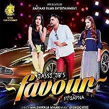 Favour (feat. Sapna)