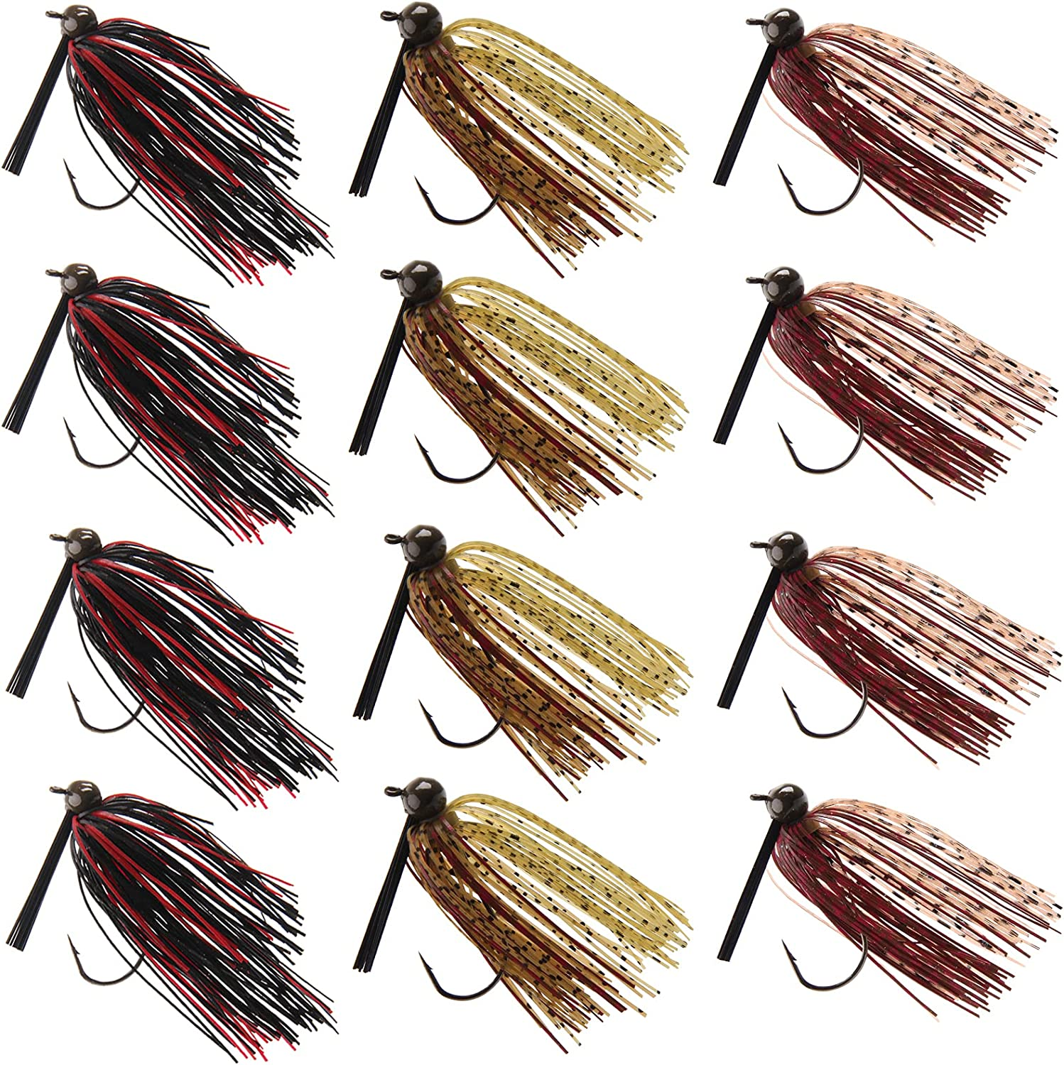 Bass Fishing Jigs Swim Courier shipping free Lures Guard F In a popularity with Weed