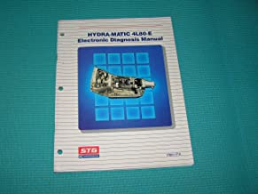 Hydra-Matic THM 4L80-E Electronic Diagnosis Manual (AUTO)