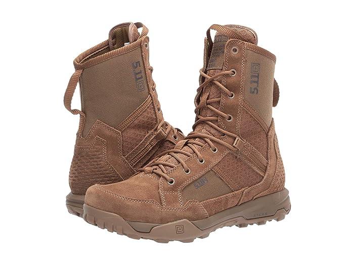 5.11 Tactical  A.T.L.A.S 8 Boot (Dark Coyote) Mens Shoes