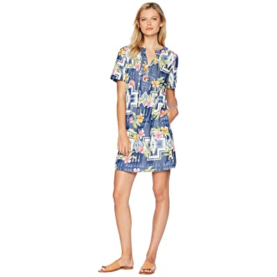 Tommy Bahama Aloha Harding Shift Dress (Chambray) Women