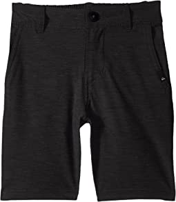 Quiksilver Kids - Union Heather Amphibian Shorts (Big Kids)