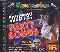 Karaoke: Country Party Songs