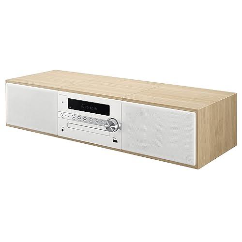 Pioneer X-CM56-W - Microcadena Hi-fi con Bluetooth , Color Blanco