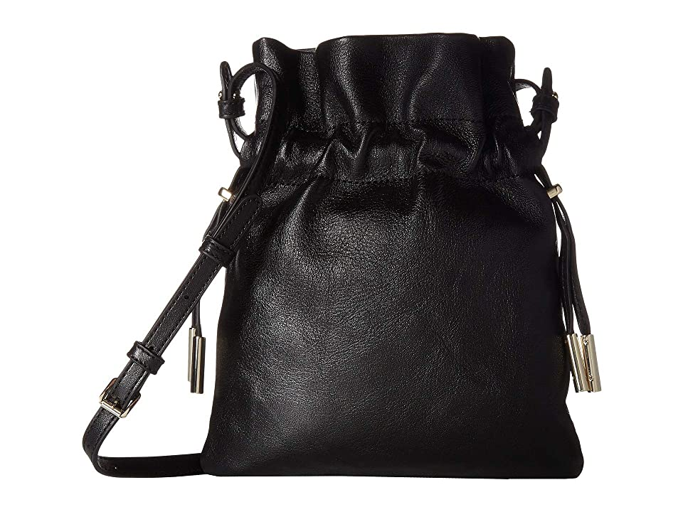 07f40f3e0b Vince Camuto Aliz Crossbody (Black) Cross Body Handbags