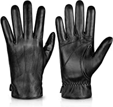 Best mens thick leather gloves Reviews