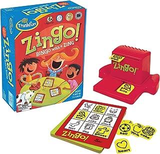 ThinkFun Zingo! Game,Junior Games