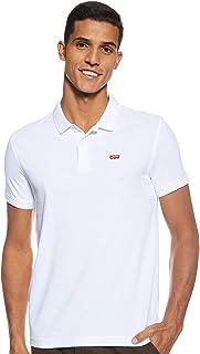 Levi's Men's REGULAR FIT Plain Regular Fit Polo