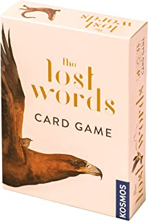 The Lost Words: Card game