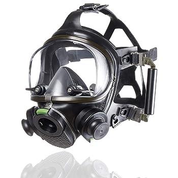 Dräger Panorama Nova Full-Face Diving Mask