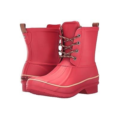 Chooka Classic Rain Duck Boot (Red) Women