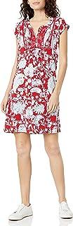 Tommy Hilfiger womens Tommy Hilfiger Pintuck Dress Pintuck Trim Dress